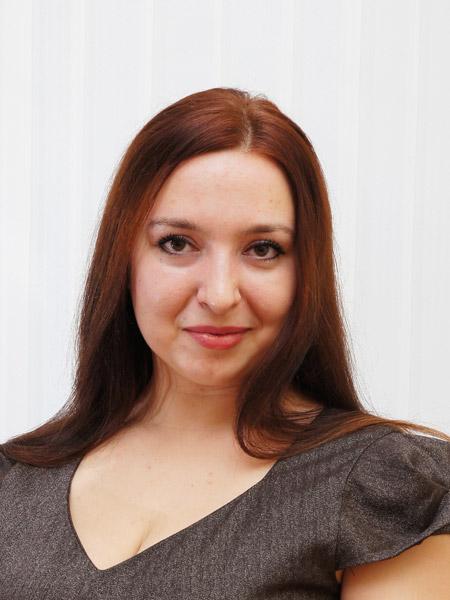 Горецкая Елена Олеговна